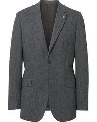 GANT - Slim Donegal Blazer - Lyst