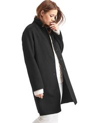 Gap - Double-face Car Coat - Lyst