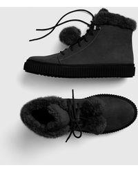 3bb8a82b5a64cd Lyst - PUMA Tatau Fur Chipmunk Casual Dress Boots in Brown for Men