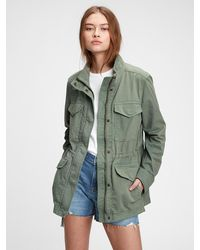 Gap Utility Jacket - Green