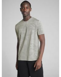 Gap - Fit Performance T-shirt In Camo - Lyst