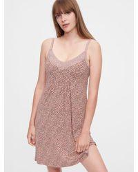 Gap Maternity Nursing Nightgown - Pink