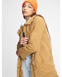 Gap Utility Parka Jacket - Multicolor