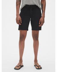 """Gap 10"""" Boardshorts - Black"""