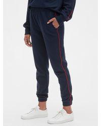 Gap Vintage Soft Sweatpants - Blue