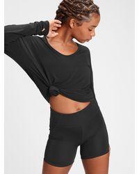 Gap Fit Breathe T-shirt - Black