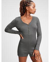 Gap Softest One-piece - Gray