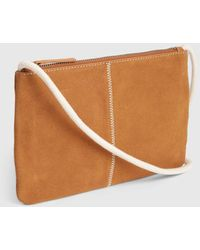 Gap Crossbody Bag - Brown
