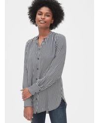 Gap Tunic Shirt - Black