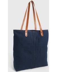 Gap Work Tote - Blue