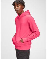 Gap Vintage Soft Hoodie - Pink