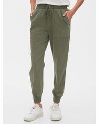Gap Utility Sweatpants - Green