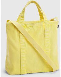Gap Mini Canvas Tote Bag - Yellow