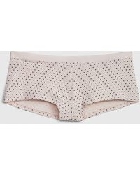 Gap Stretch Cotton Shorty - Pink