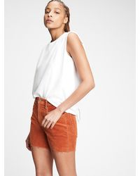 Gap Vintage Corduroy Shorts - Multicolor