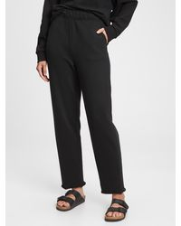 Gap Vintage Soft Barrel Sweatpants - Black