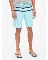 "Gap 10"" Boardshorts - Blue"