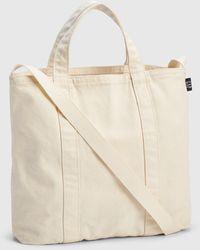 Gap Mini Canvas Tote Bag - Natural