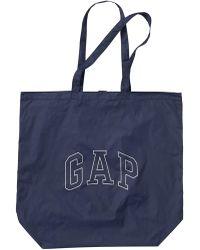 175cdc7931e Lyst - Cath Kidston Cotton Bookbag in Blue