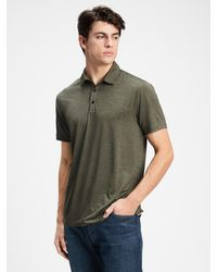 GAP Factory Gapfit Performance Polo Shirt - Green