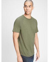 GAP Factory Raglan T-shirt - Green