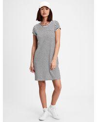 GAP Factory Pocket T-shirt Dress - Multicolor