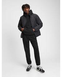 GAP Factory Coldcontrol Puffer Jacket - Black