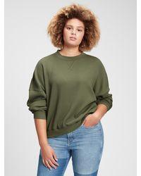 GAP Factory Waffle-knit T-shirt - Green