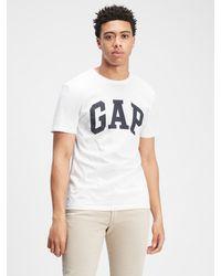 GAP Factory Gap Logo T-shirt - White