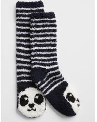 GAP Factory - Graphic Cozy Crew Socks - Lyst