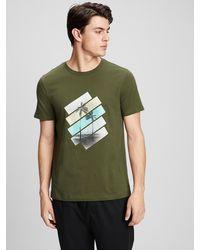 GAP Factory Graphic T-shirt - Green