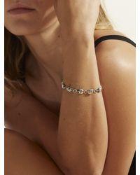 Pamela Love Scarab Link Bracelet - Multicolor