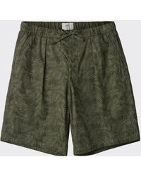 Minimum Holmberg Short - Green