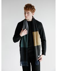Norse Projects X Begg Scarf - Black