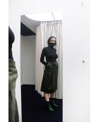 Bless Smlxl Skirt - Green