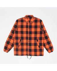 Unis Rocky Jacket - Orange