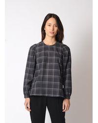 Hansel From Basel Lena Shirt - Gray