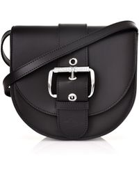 Vivienne Westwood - Alex Saddle Bag 43040013 Black - Lyst