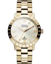 Vivienne Westwood   Bloomsbury Watch Gold   Lyst