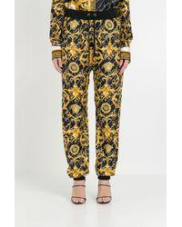 Versace Baroque Sweatpants - Black