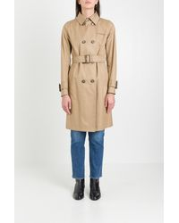 Herno Trench Monogram - Neutro