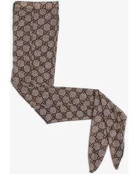 Gucci Tights With GG Motif - Multicolour
