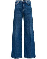 Pinko Flare E Denim Jeans - Blue