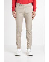PT01 Glen Plaid Pants - Multicolor