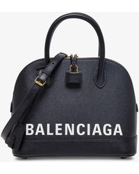 Balenciaga Ville Small Handbag - Multicolor