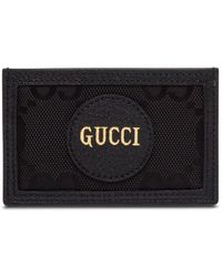 Gucci Porta carte Off The Grid - Nero