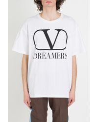 Valentino V Dreamers T-shirt - White