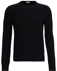 Saint Laurent Black Cashemere Sweater