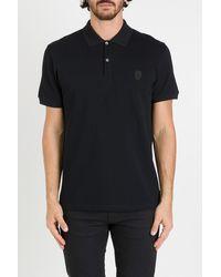 Alexander McQueen Logo Polo Shirt - Black
