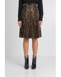 Burberry Rersby Skirt - Brown